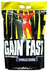 Universal Nutrition Gain Fast, Vanilla Shake 10 Lb