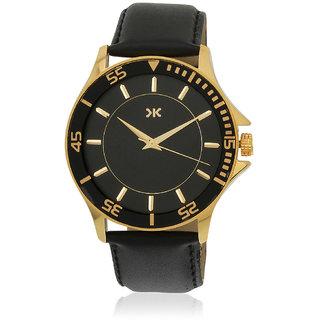 Killer Black Dial Watch For Men KLW018D