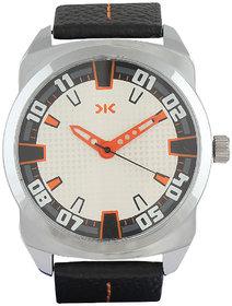 Killer White Dial Watch For Men KLW220H