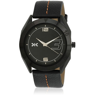 Killer Black Dial Watch For Men KLW011D