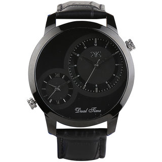 Killer Black Dial Watch For Men KLW5006C
