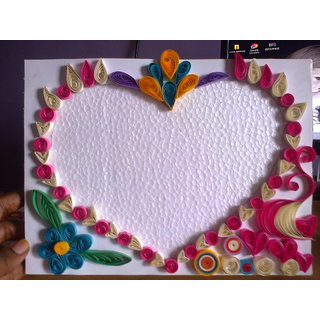 e8b6f8113f47 paper quilling photo frame Prices in India- Shopclues- Online Shopping Store
