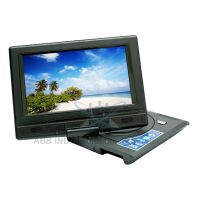 ABB 7.8 - ABB 3D PORTABLE DVD PLAYER + FREE 3D MOVIE CD+ FREE GAMES CD !!!