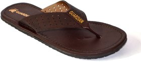 Guardian Men's Dark Brown Sandal
