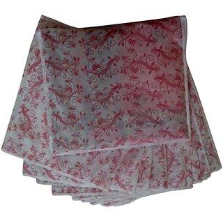 Fashion Bizz Saree Cover Pack Of 10-Multicolour