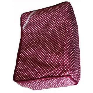 Fashion Bizz Saree Cover Pack Of-Maroon