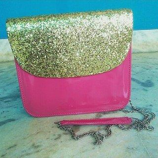 Pink Shimmer sling