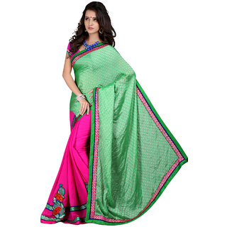 1010-The Exclusive sizaling salsa Designer Saree