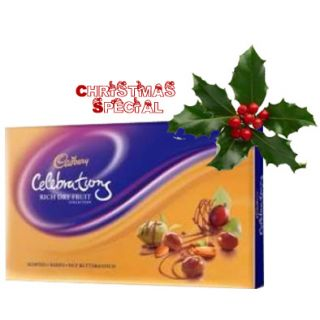Cadbury Celebrations Rich Dry Fruit (150 gm) worth Rs. 200 at Rs.108 at Shopclues