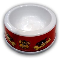 Dog Bowl Printed Small