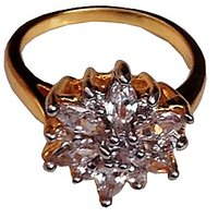Americal Diamond Ring with super fine finishing cuts