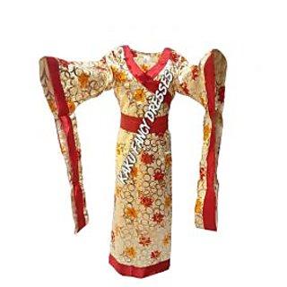 Japanese Kimono Traditional Wear fancy dress for kidsGlobal