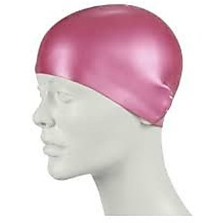 Imported Silicon Cap Fit to All Assorted Colors