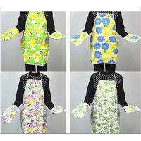 Kitchen Apron, Glove  Heat Pad Set