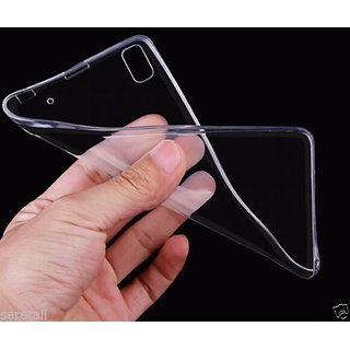 lenovo a7000,cases n covers,transparent soft case + free tempered glass