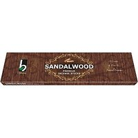 Bhojraj Sandalwood Premium Incense Sticks (10 PACK )