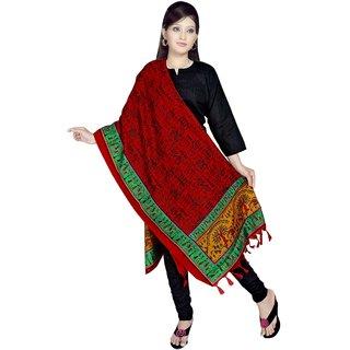 Jazzy Rajasthani Print Silk Dupatta