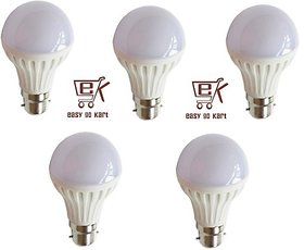 LED BULB 3W (Set Of 5 )