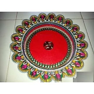 decorative rangoli