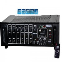 MEDHA PROFESSIONAL 250 WATT HIGH POWER P.A. AMPLIFIER WITH DIGITALMEDIA PLAYER