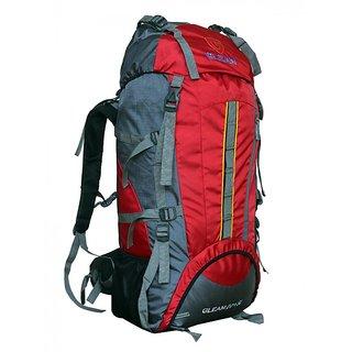 Gleam 70-80 L Polyester Red Rucksack