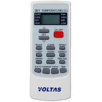Indiashopers Isvlts Compatible For Voltas Ac 85 Remote Controller