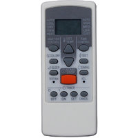 Indiashopers Rc-03 Compatible For O-Genral Split Ac 40 Remote Controller