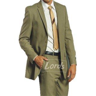 Mens Stylish Formal Pista Green Coat Jacket Trouser No Shirt Tie
