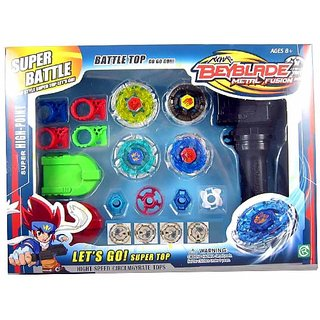 Azi Speed Masters Beyblade ( Assorted )