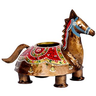 Decorative Horse T-Lite Holder