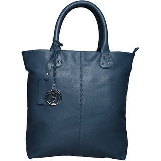 Phive Rivers Women Leather Tote Bag-PR956