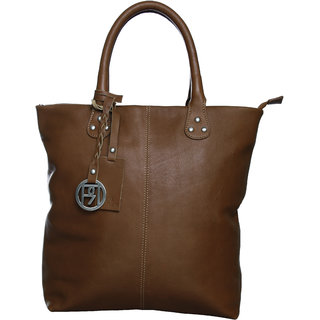 Phive Rivers Women Leather Tote Bag-PR957
