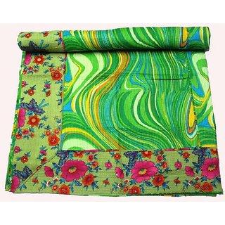 Kantha Handmade Quilt
