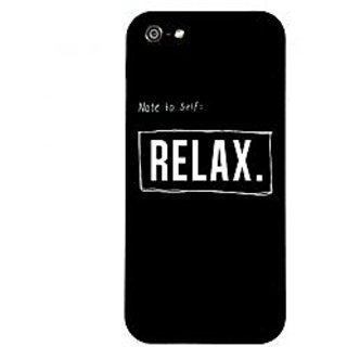 Gripit Note To Self-Relax Case For Iphone 5