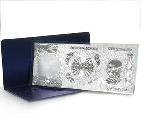 Shree ji Silver Currency Note 1000