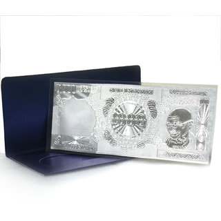 Shree ji Silver Currency Note 1000