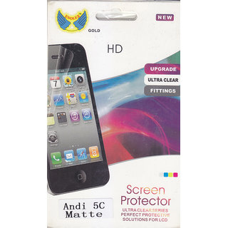 KMS ENOLEX HD Matte Screen Protector For iBall Andi 5C