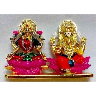 Divine Gifts Big Laxmi Ganesha
