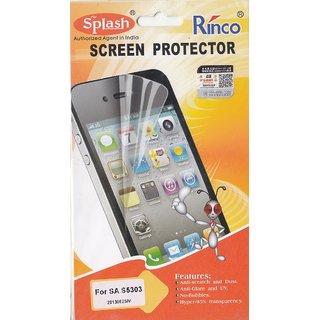KMS Splash Rinco Screen Protector For Samsung Galaxy Y Plus (S5303)