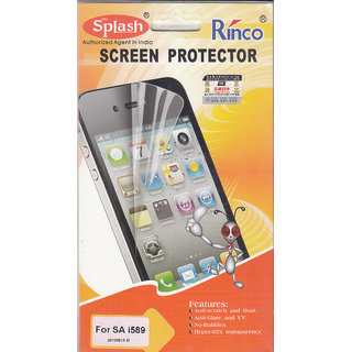 KMS Splash Rinco Screen Protector For Samsung Galaxy Ace Duos SCH-I589