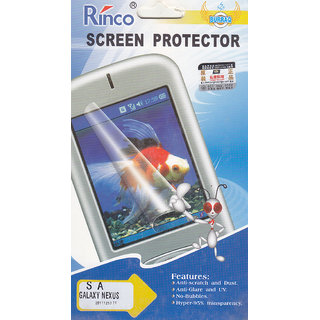 KMS  Rinco Screen Protector For Samsung Galaxy NEXUS