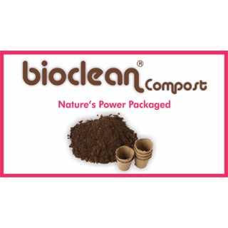 Bioclean Compost - Bioculture for organic Kitchen waste composting
