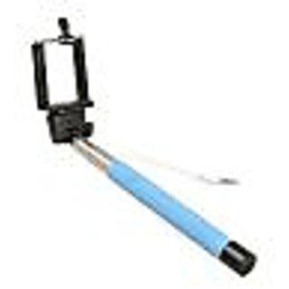 Selfie Stick With Inbuild Cable Monopod