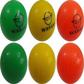Wasan Wind Circket Ball Pack Of 3