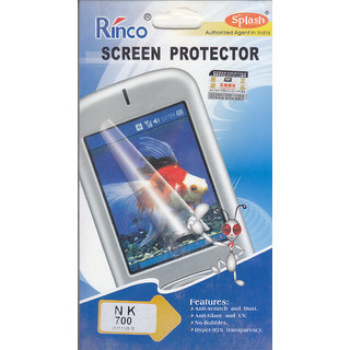 KMS Splash Rinco Screen Protector For Nokia-700