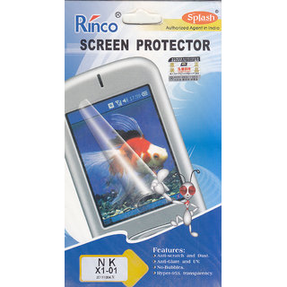KMS Splash Rinco Screen Protector For Nokia X1-01