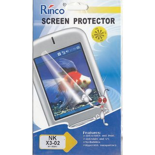 KMS  Rinco Screen Protector For Nokia X3-02