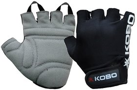 KOBO Fitness Gloves / Weight Lifting Gloves / Gym Gloves / Bike Gloves