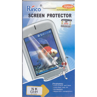 KMS Splash Rinco Screen Protector For Nokia C2-01