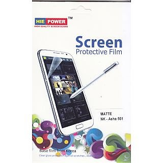 KMS HIE POWER MATTE SCREEN PROTECTIVE SCREEN FOR NOKIA ASHA-501